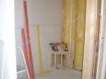 Arced corner shower bench-5412