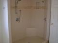 Triangular corner shower bench5730