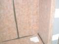 Kerdi waterproofed shower bench5824