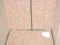 Kerdi waterproofed shower bench5825