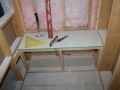 Rectangular shower bench_4138