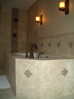 Custom bathroom remodeling contractor in Fort Collins, Colorado