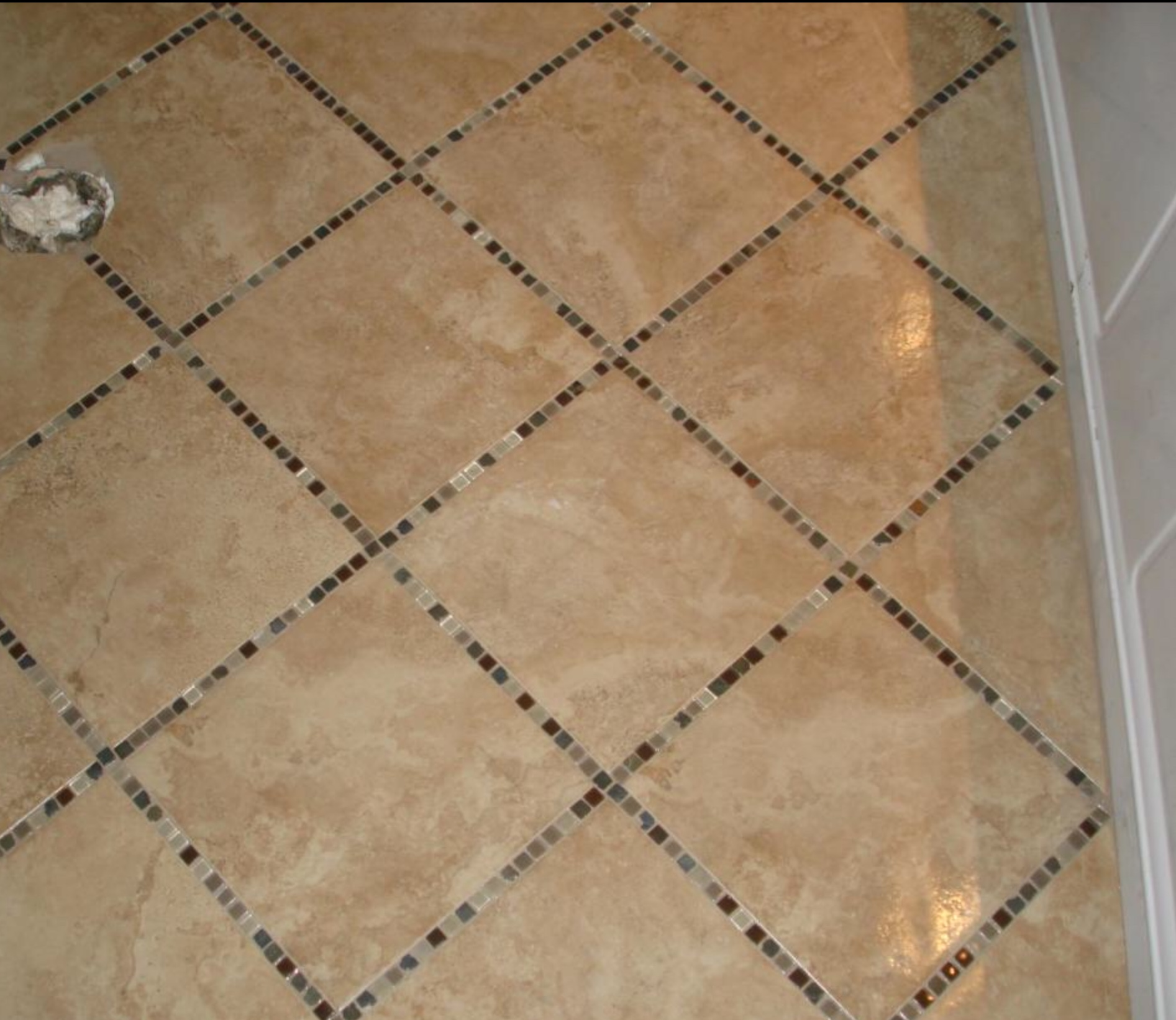 How Large Should Grout Lines Be