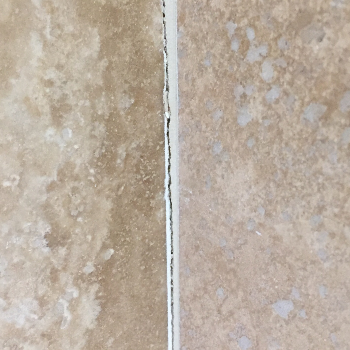 Filling Grout Lines With More Grout