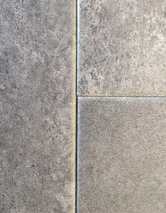 Can i install tile without grout for Wood floor joint guard