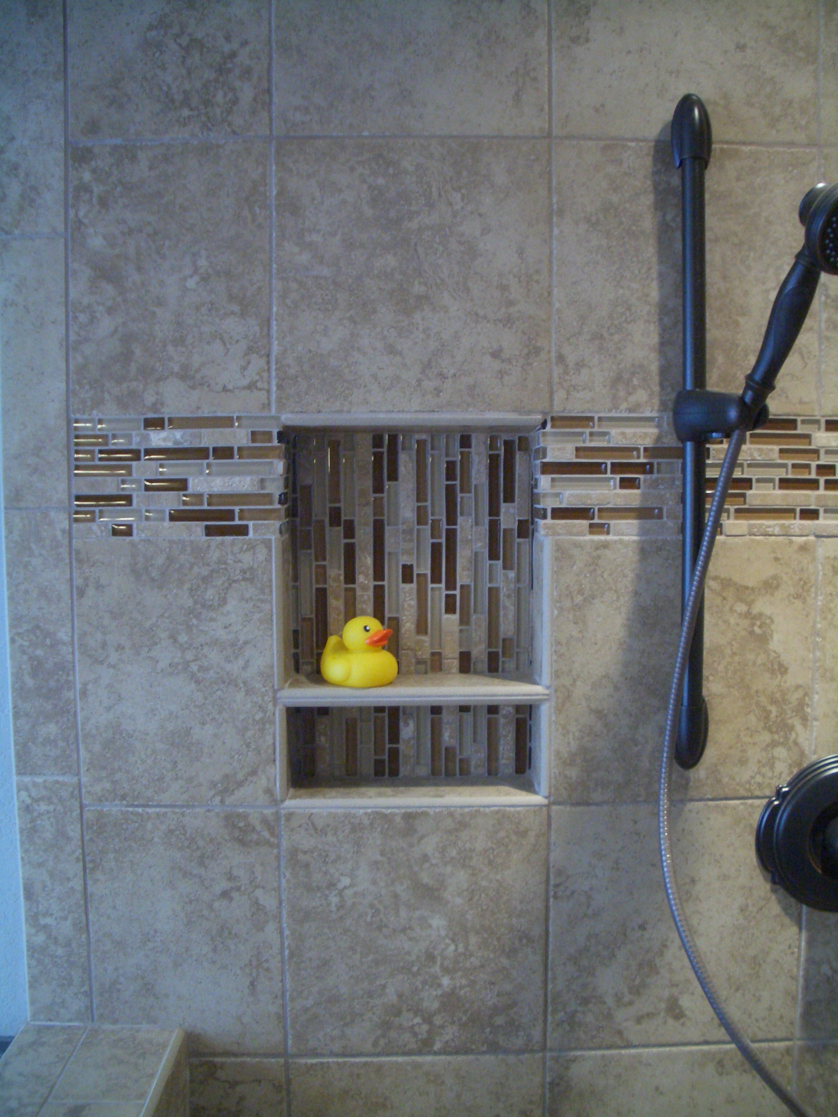 How To Build A Niche For Your Shower Part 2
