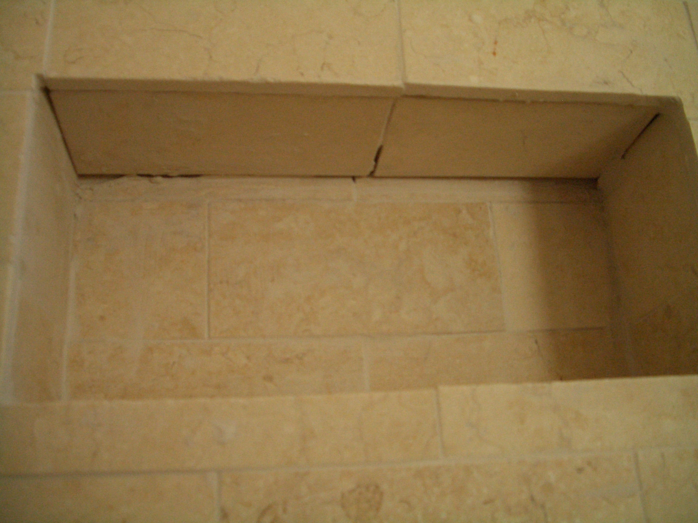 Bathroom Tile Installers Flawed Tile Work