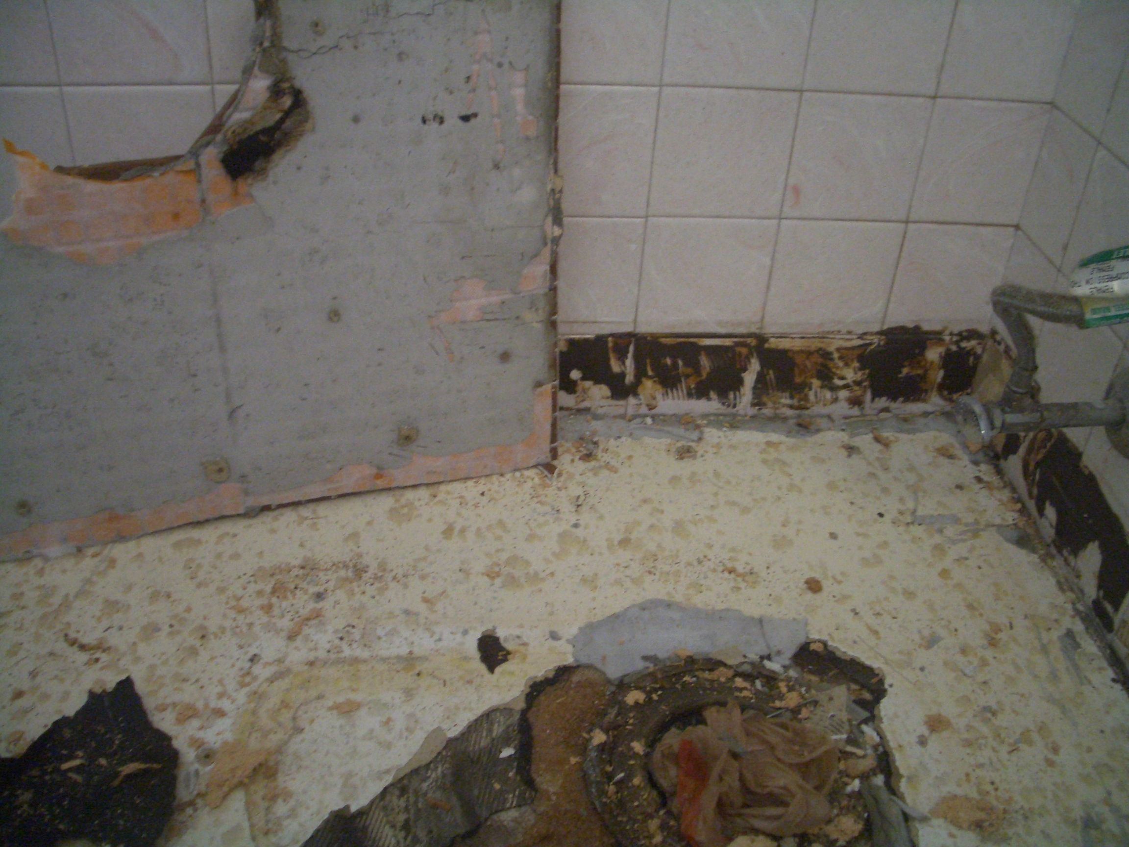 Effects of Improper Ditra Installation
