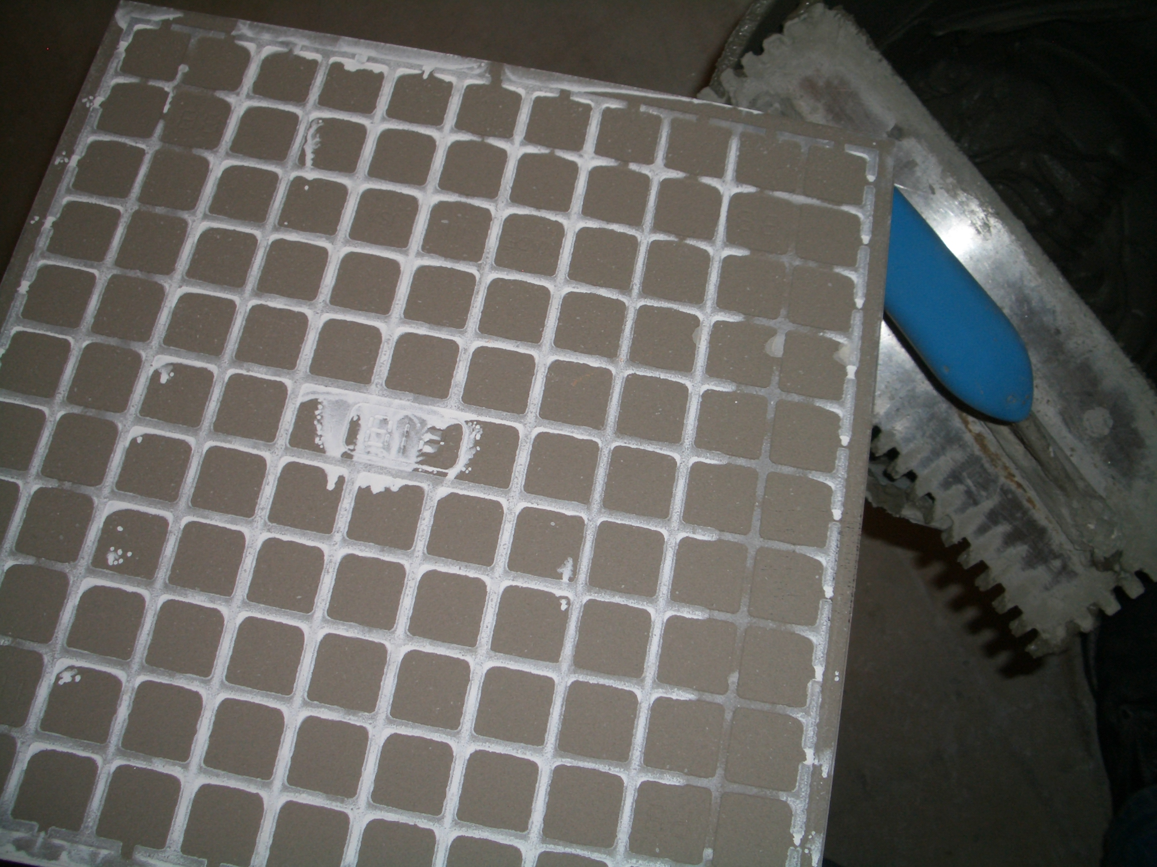 To install tile on a shower ceiling back of ceiling tile dailygadgetfo Gallery