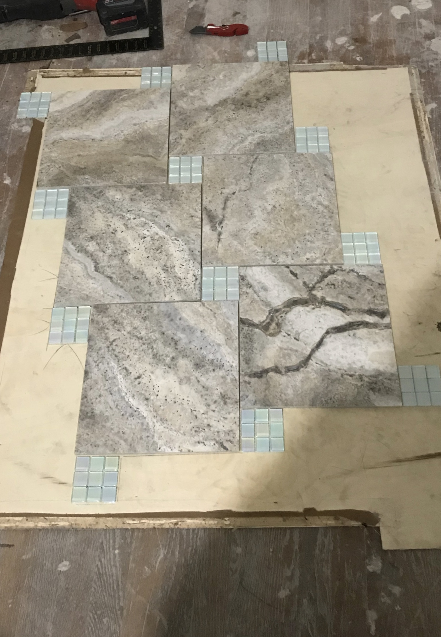 Setting different thicknesses of tile for inserts mike dailygadgetfo Image collections