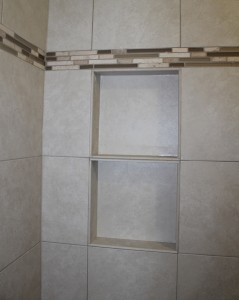 Completed niche
